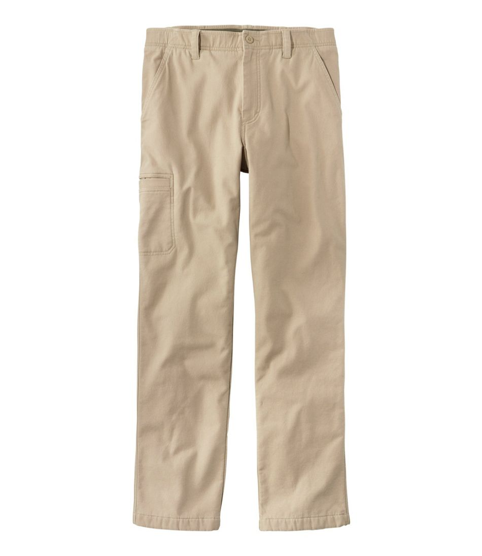 Stretch Pathfinder Pants, Lined, Natural Fit