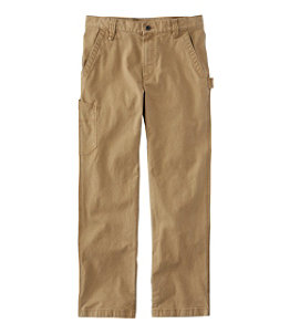 Men's Katahdin Iron Works Stretch Utility Pants, Natural Fit