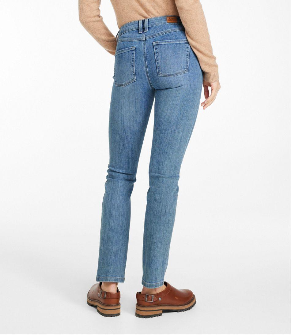 Women's BeanFlex Jeans, Favorite Fit Straight-Leg