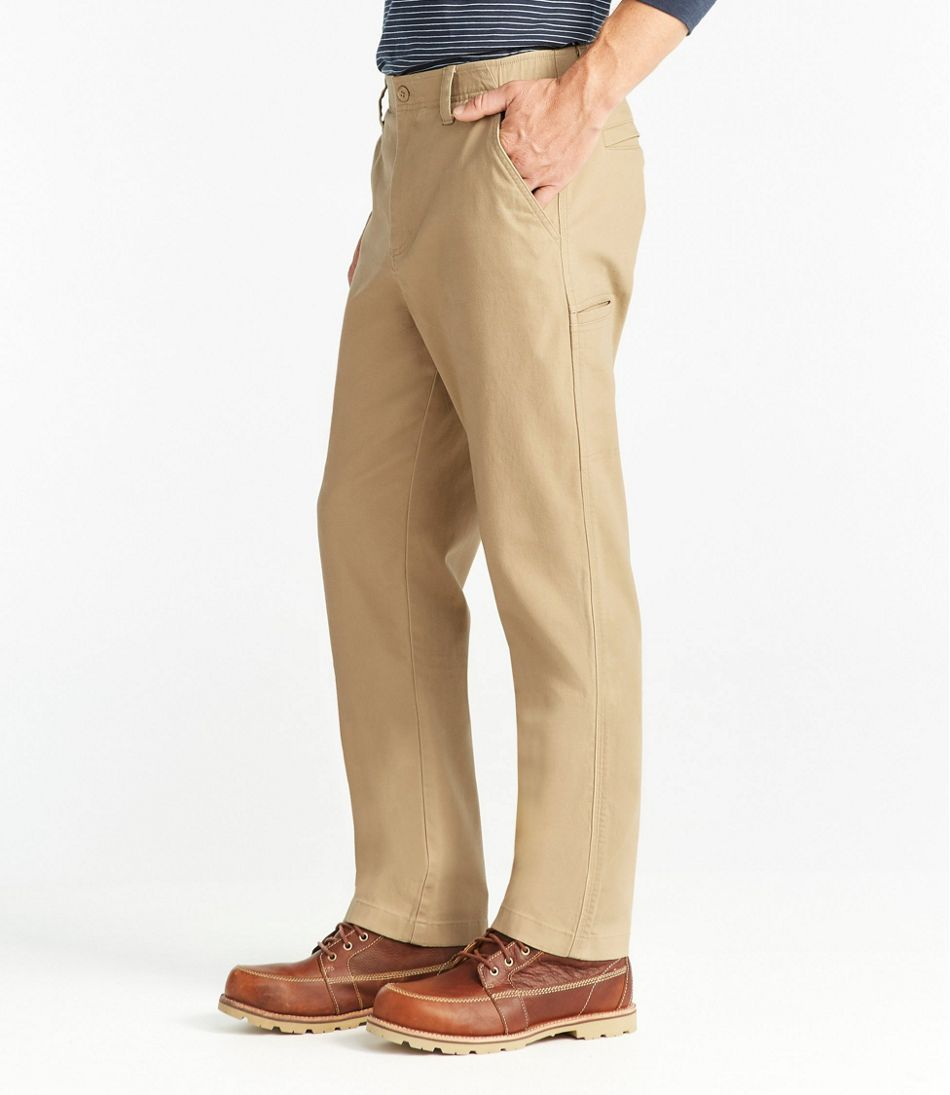 Men's Stretch Pathfinder Pants, Natural Fit