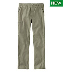Stretch Pathfinder Pants, Natural Fit