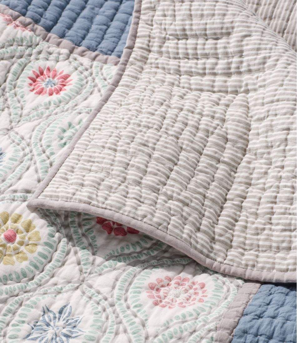 Botanical Border Quilt Collection