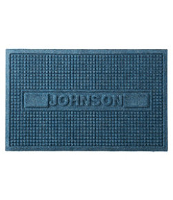 Everyspace Recycled Waterhog Doormat, Personalized
