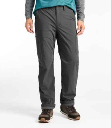 Men's Cresta Hiking Pants, Fleece-Lined