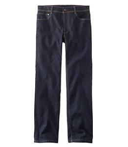 Men's Mountain Town Cordura Jeans, Fleece-Lined