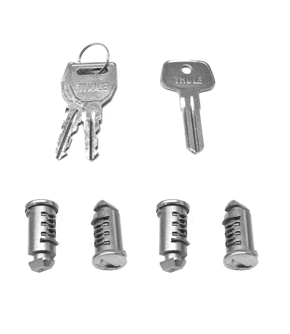 Thule One-Key System Locks