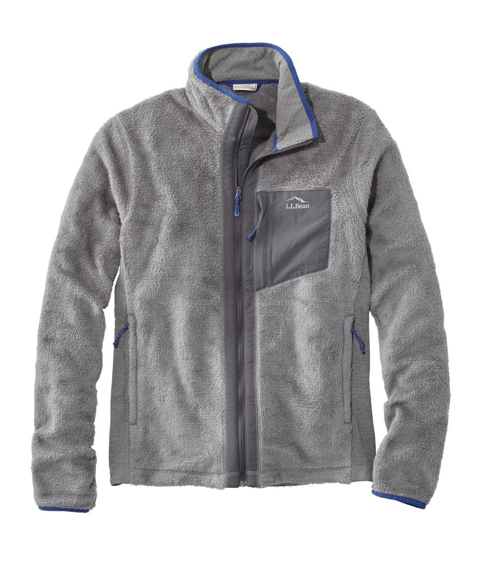 Adventure Hybrid Fleece Full-Zip Jacket