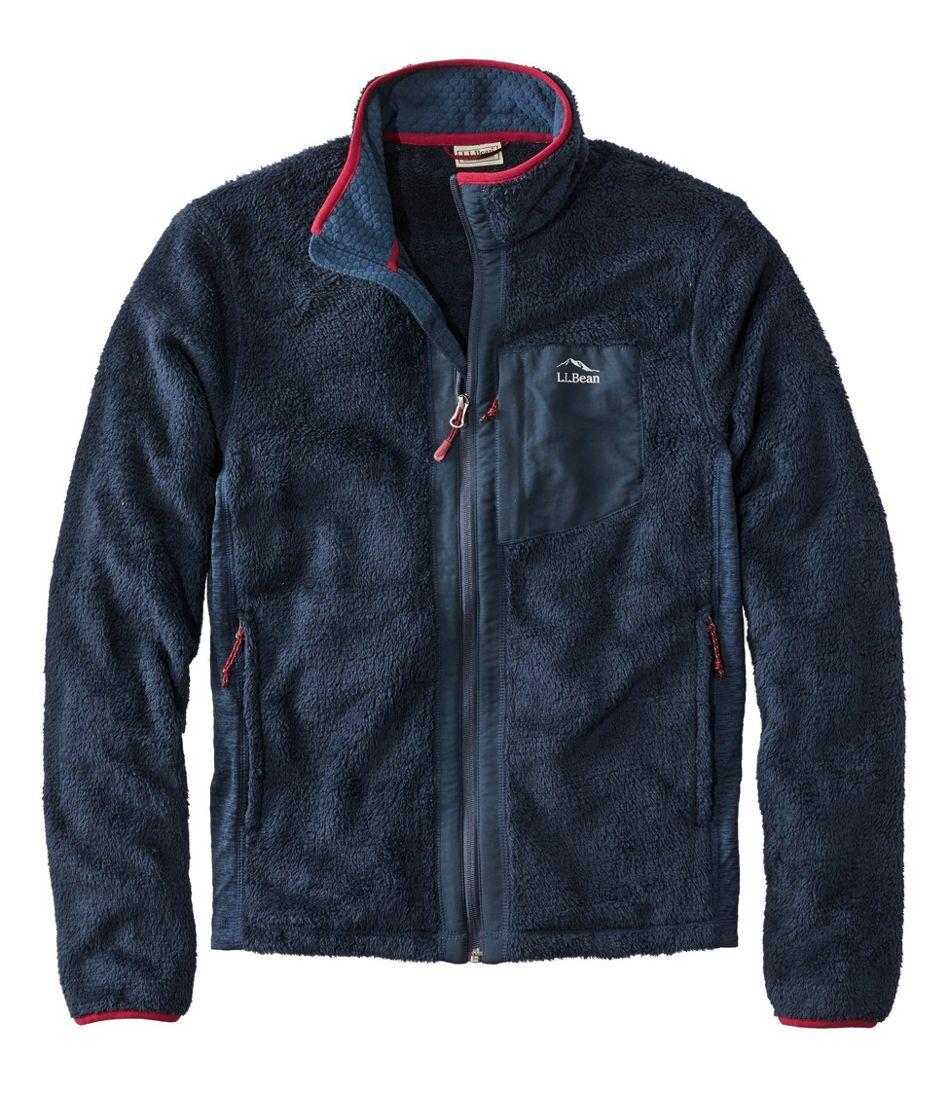 Men's Adventure Hybrid Fleece Full-Zip Jacket