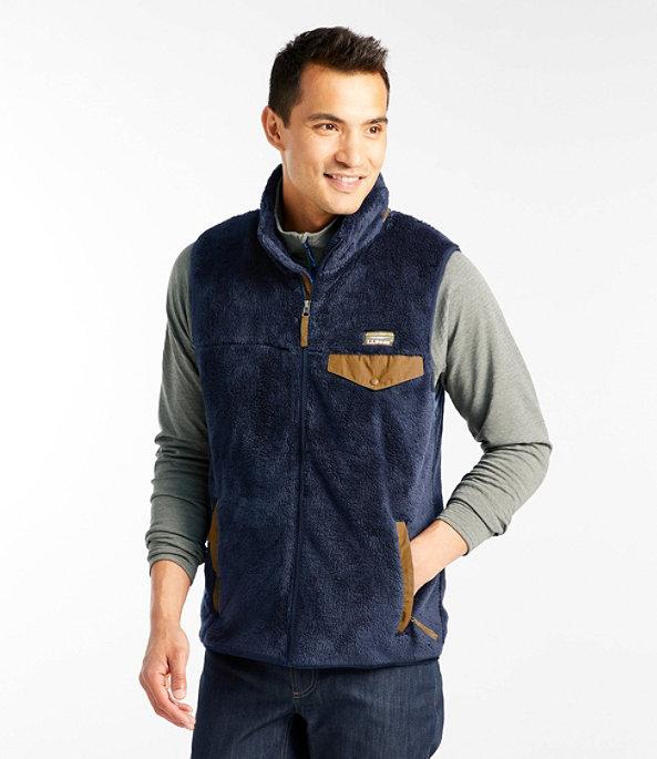 Hi-Pile Fleece Vest, , large image number 1