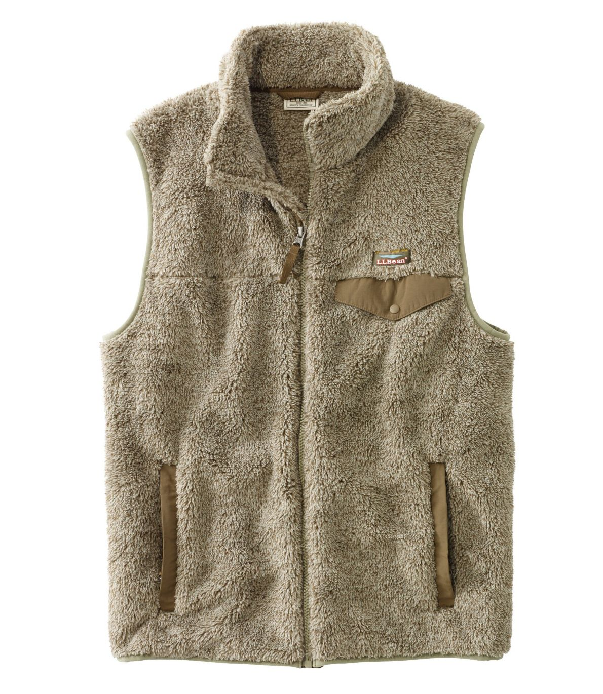 Men's L.L.Bean Hi-Pile Fleece Vest