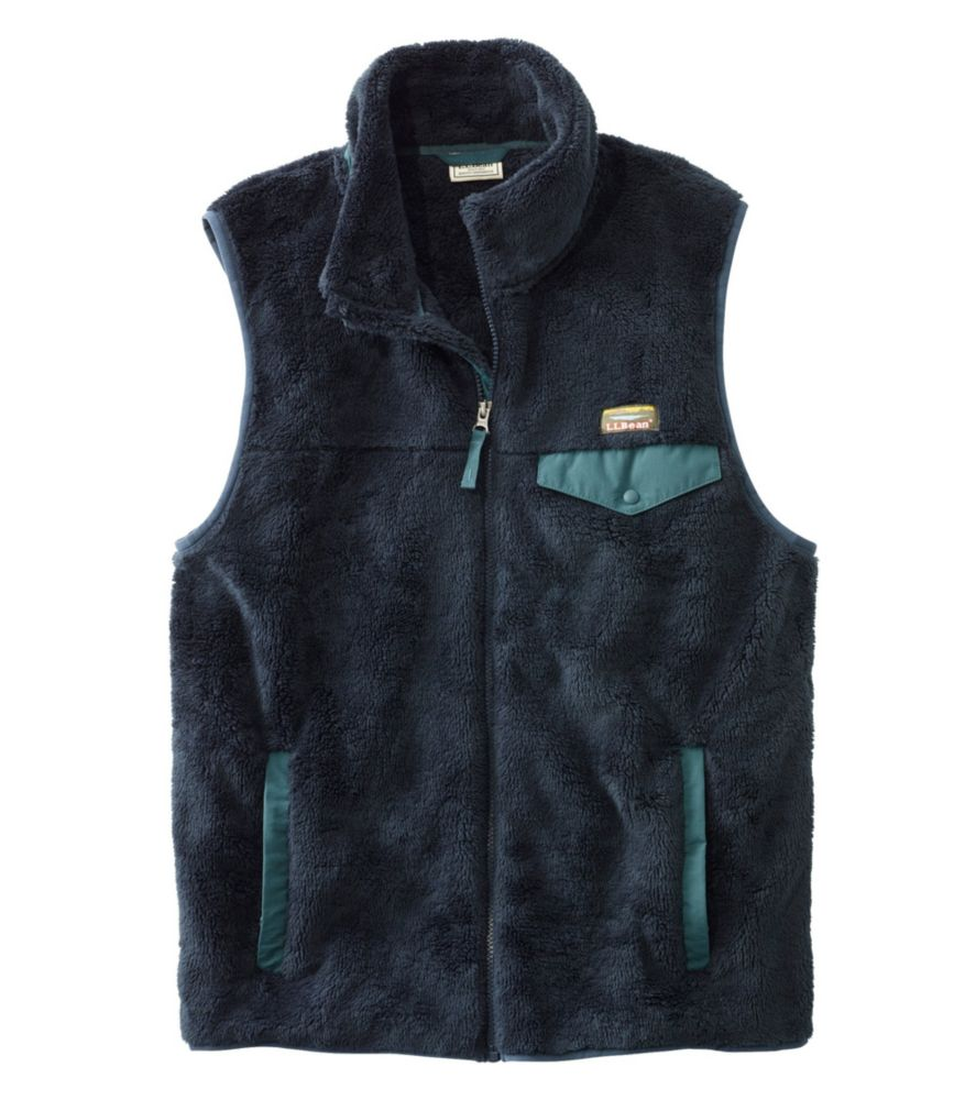 Sale Hi-Pile Fleece Vest