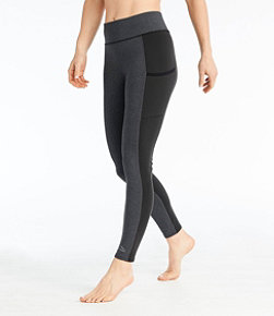 Women's Boundless Performance Pocket Tights, Colorblock