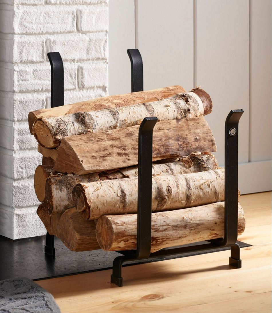 Hearthside Log Holder