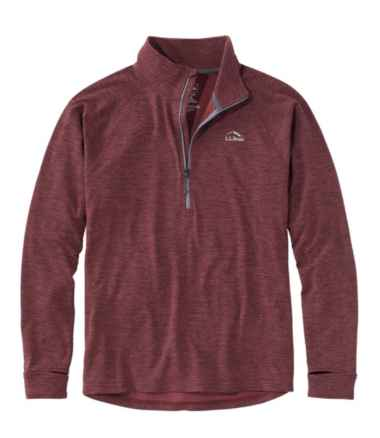Men's Adventure Grid Fleece Quarter-Zip