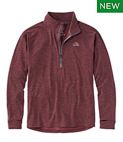 Adventure Grid Fleece, Quarter-Zip
