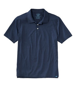 Men's Vacationland Pima Cotton Blend Polo, Short-Sleeve