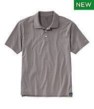 Vacationland Pima Cotton Blend Polo, Short-Sleeve