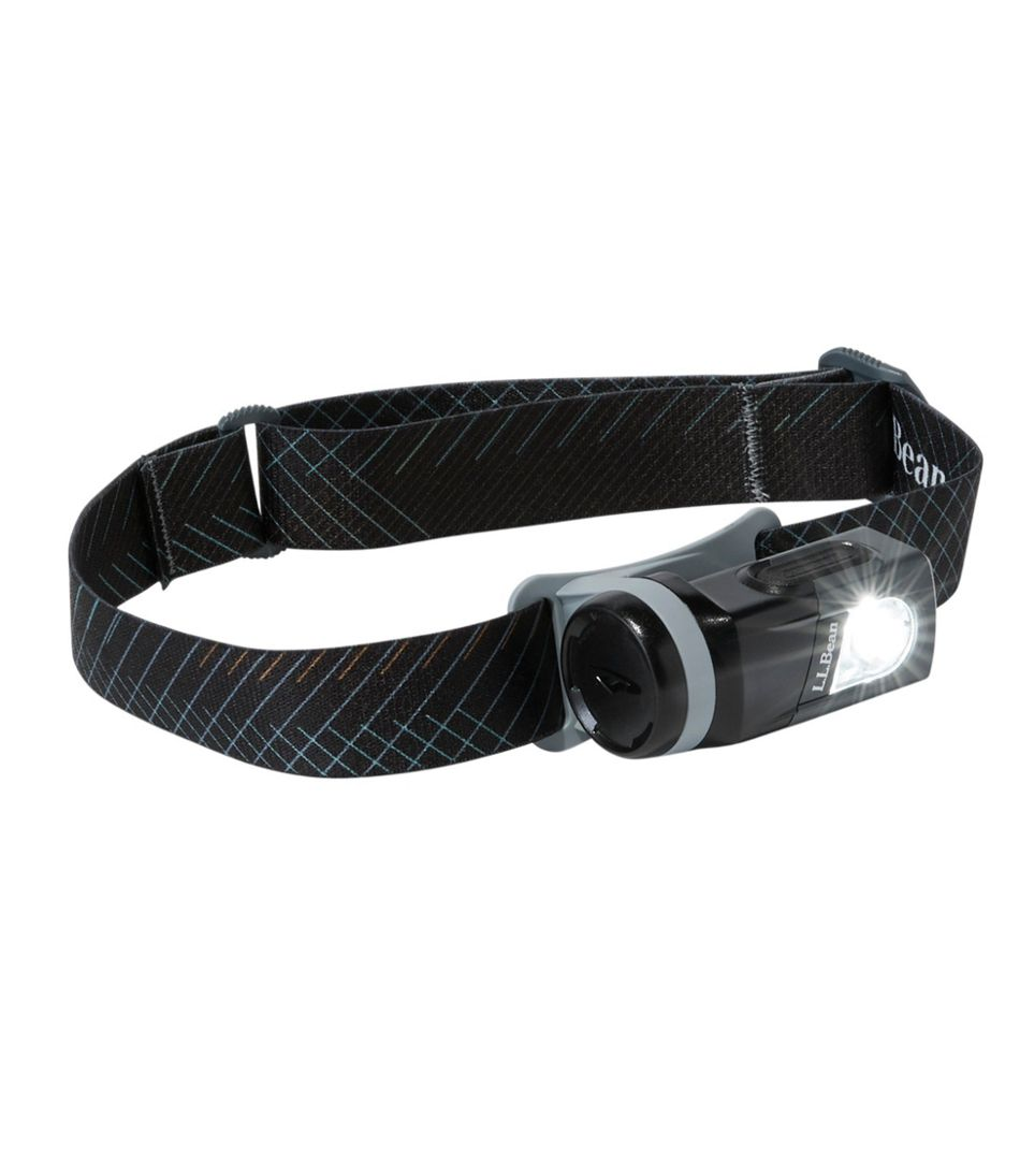 L.L.Bean Trailblazer Snap 300 Combo Headlamp