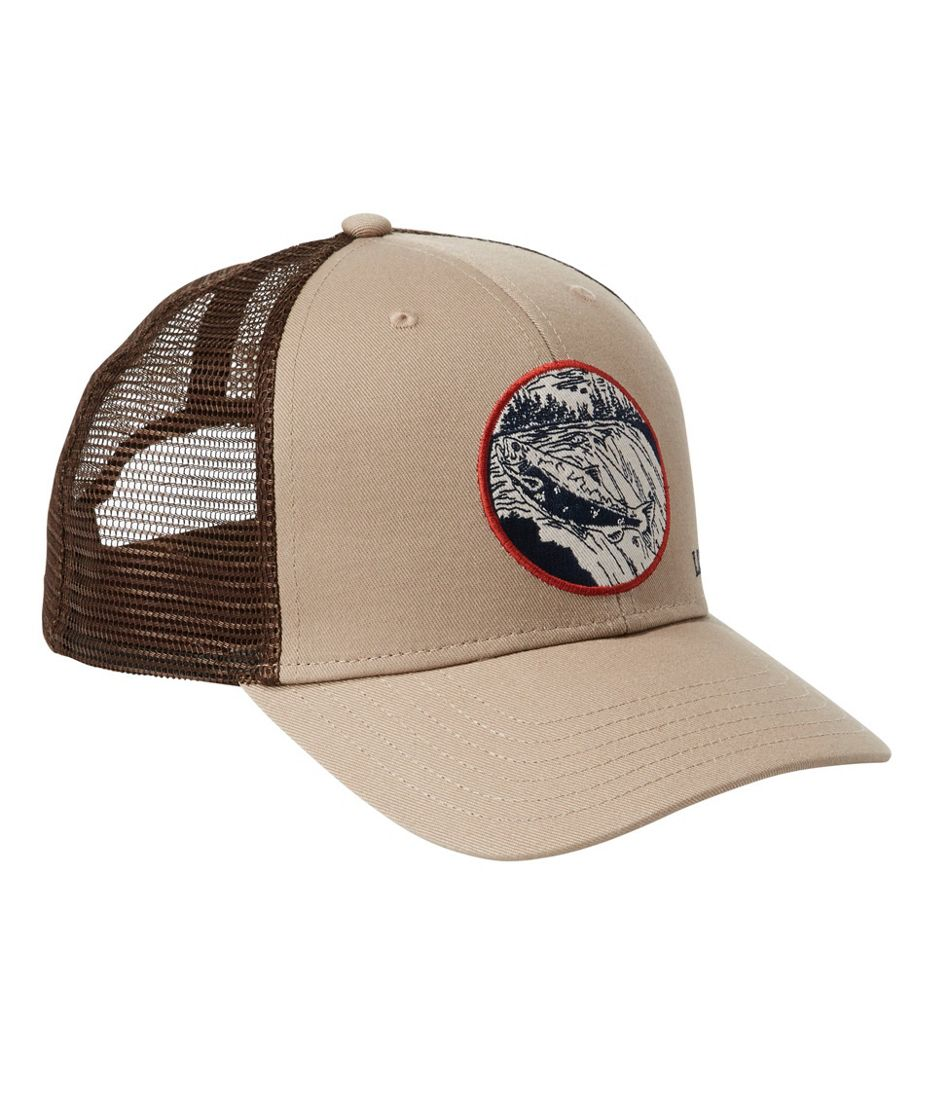 L.L.Bean Wildlife Trucker Hat