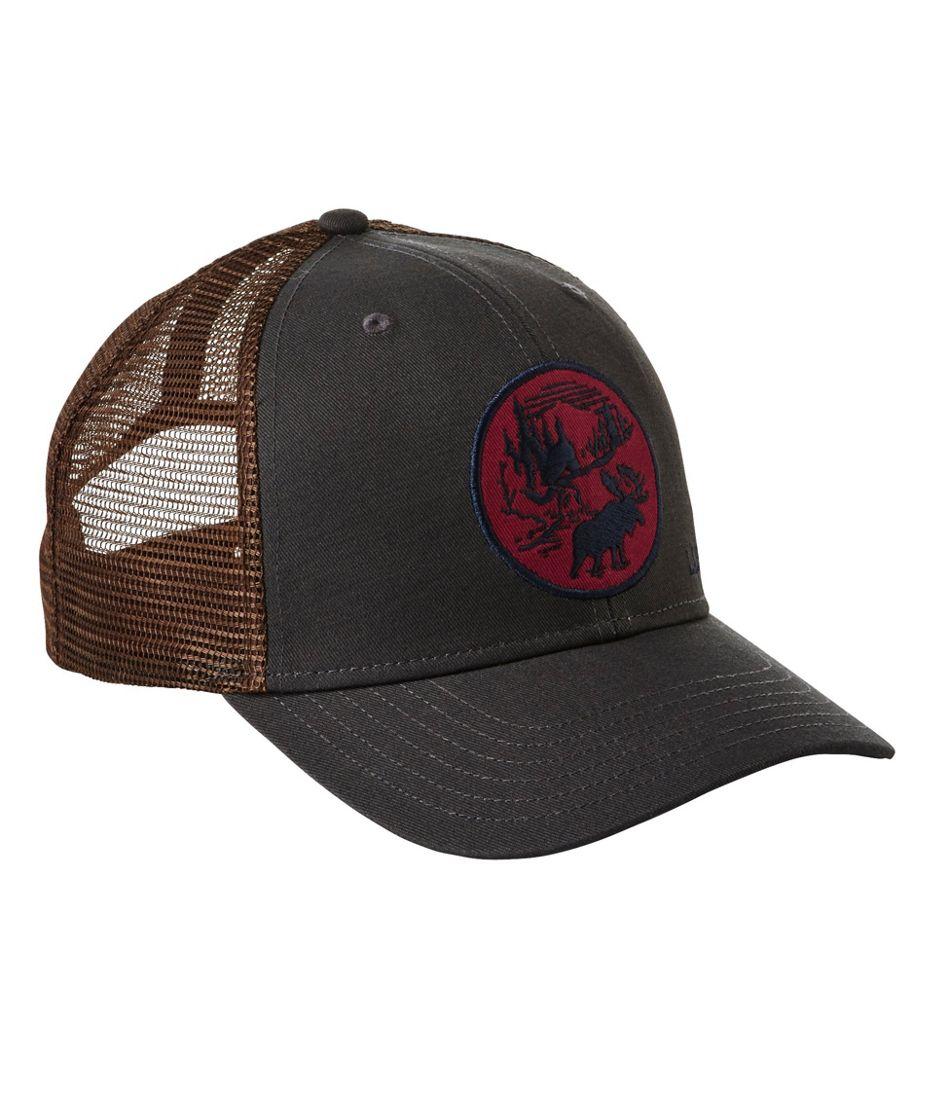 L.L.Bean Wildlife Trucker Hat