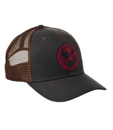 Adults' L.L.Bean Wildlife Trucker Hat