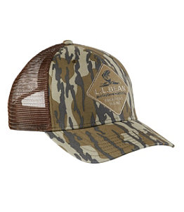 Adults' L.L.Bean Camouflage Trucker Hat