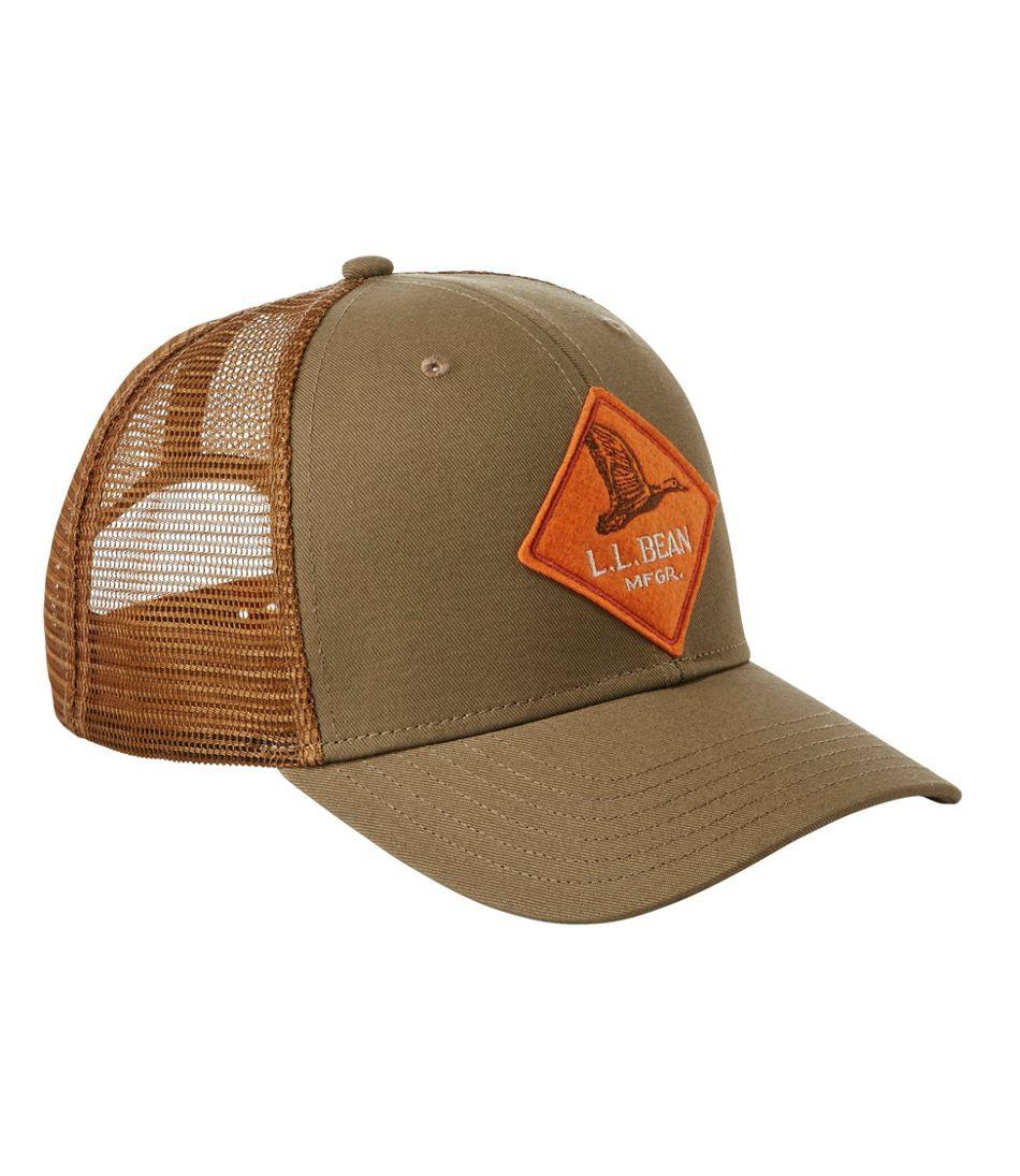 L.L.Bean Hunt Fish Trucker Hat