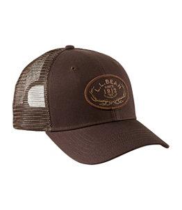 Adults' L.L.Bean Hunt Fish Trucker Hat