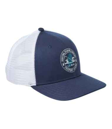 Adults' L.L.Bean Hunt Fish Trucker Hat