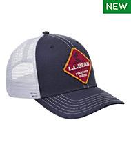 b7282d5ff2124e L.L.Bean Hunt Fish Trucker Hat