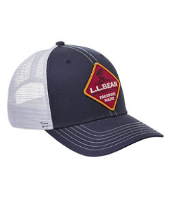 L.L.Bean Hunt Fish Trucker Hat