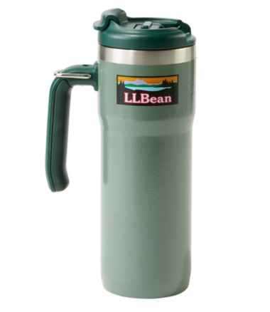 L.L.Bean TwinLock Vacuum Travel Mug, 20 oz.