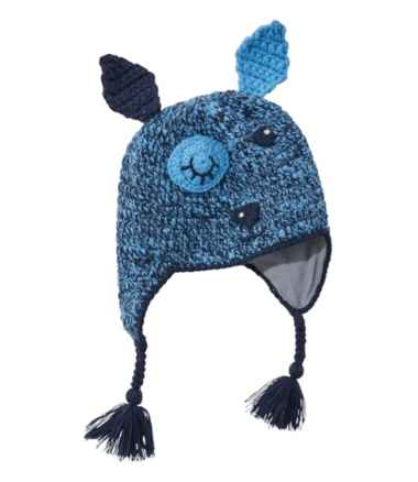 Toddlers' Critter Hat, Puppy
