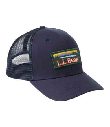 Adults' L.L.Bean Katahdin Trucker Hat
