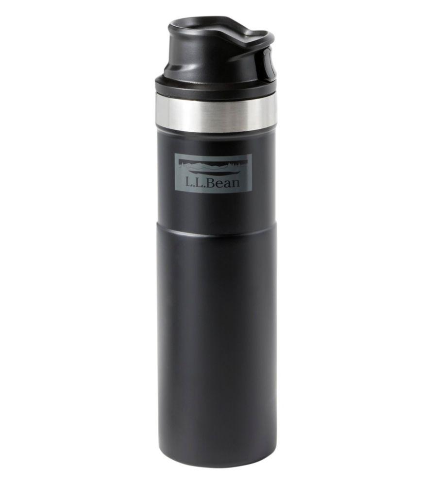 L.L.Bean Trigger-Action Vacuum Travel Mug 20 Oz