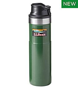 L.L.Bean Trigger-Action Travel Mug, 20 oz.