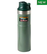 L.L.Bean Trigger-Action Travel Mug, 20 oz.