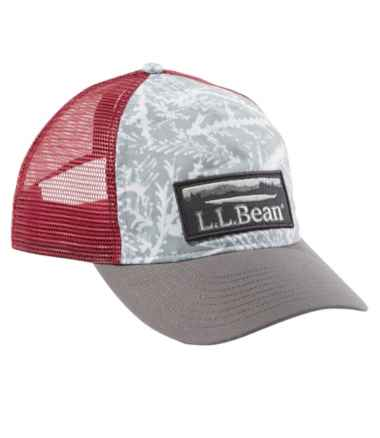 Women's Graphic Trucker Hat, Katahdin