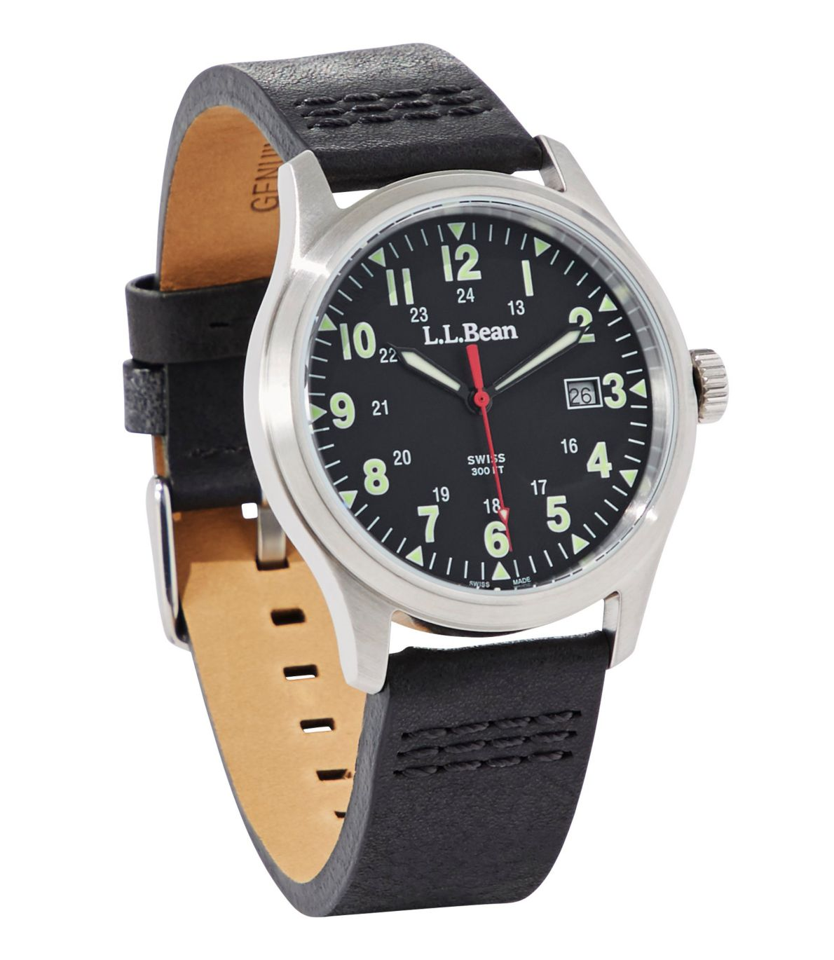 Men's Katahdin 42mm Field Watch