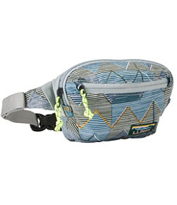 Adults' L.L.Bean Stowaway Hip Pack Print