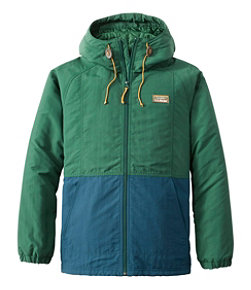 Men's Mountain Classic Insulated Jacket, Colorblock