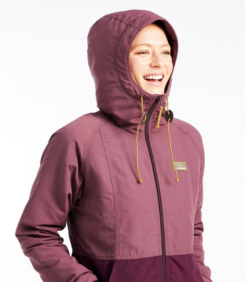 Women's Mountain Classic Insulated Jacket, Colorblock