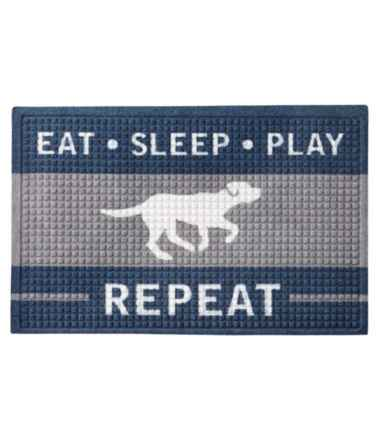 Heavyweight Recycled Waterhog Dog Feeding Mat