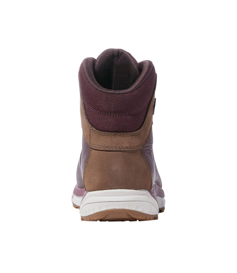 Women's Alpine Hiking Boots, Leather