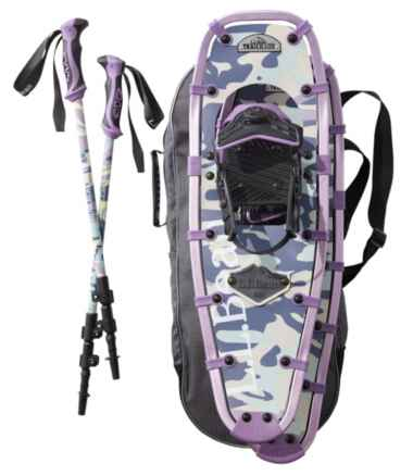 Women's L.L.Bean Trailblazer Snowshoe Package with Boa Binding