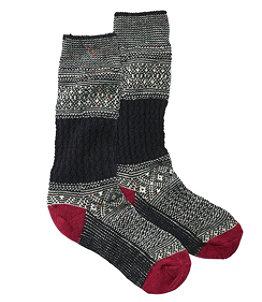 Women's SmartWool Garter-Stitch Crew Sock