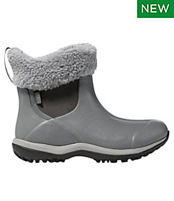 Women's Wellie Rain Boots, Insulated