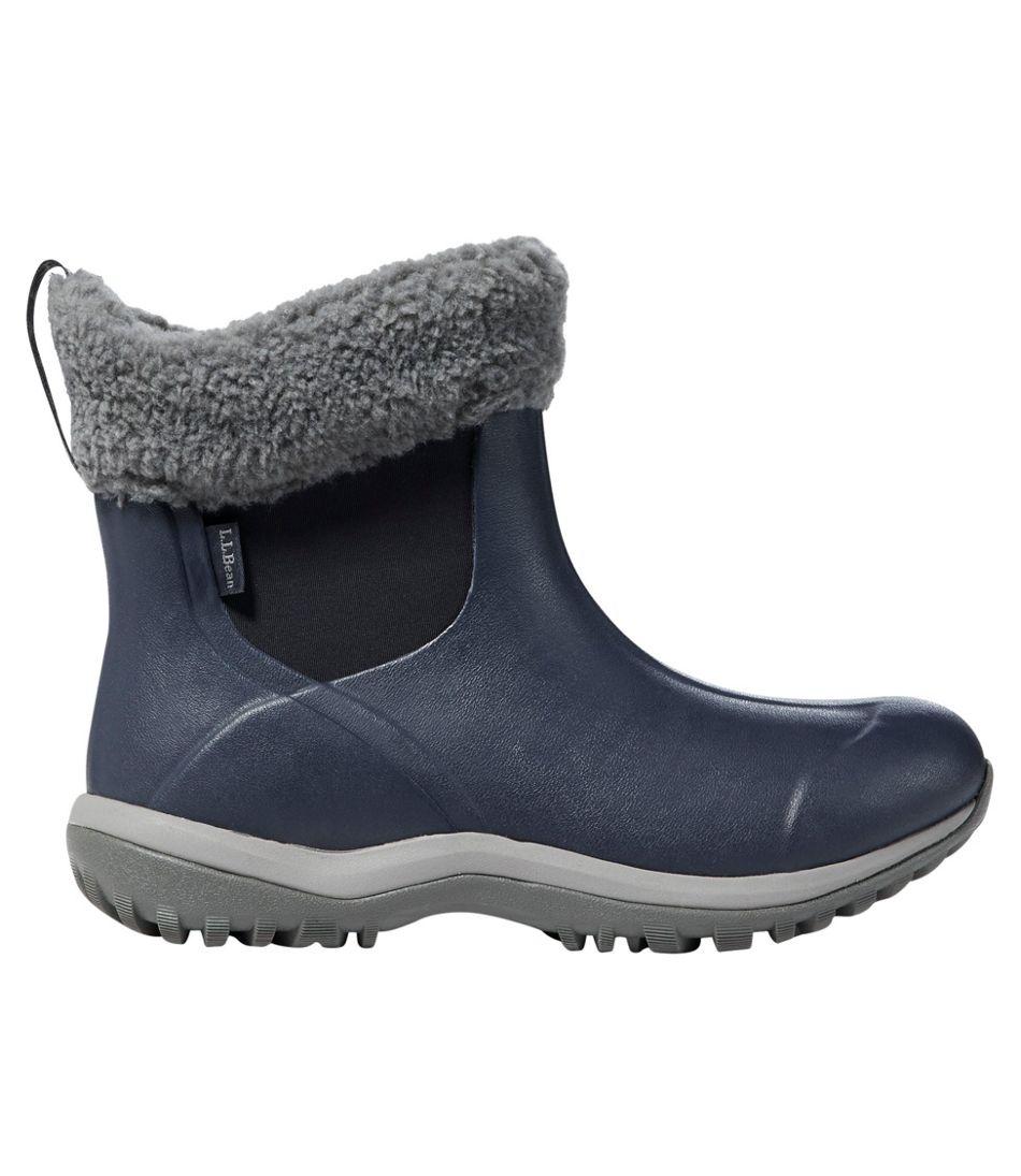 Women's Wellie Rain Boots, Insulated