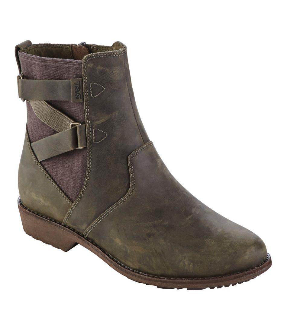 Women's Teva Ellery Waterproof Ankle Boots
