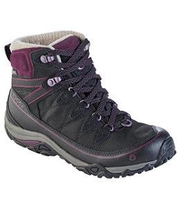 "Women's Oboz Waterproof Juniper Boots, 6"" Insulated"
